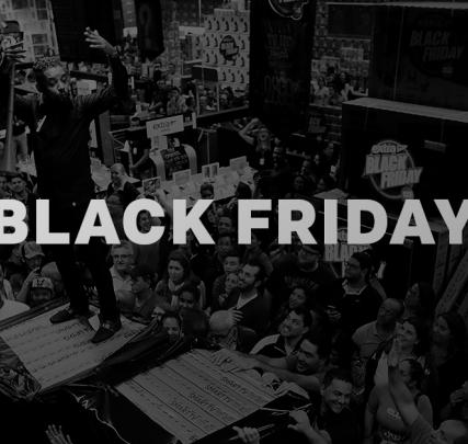 Черная пятница aka Black Friday 2018
