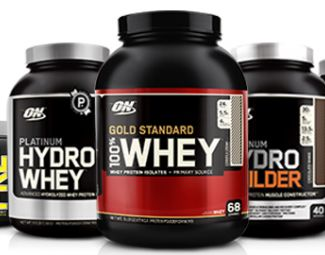 Доставка с Optimum Nutrition